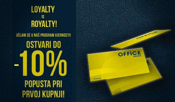 Loyalty is Royalty!