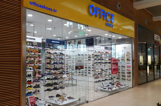 office shoes avenue mall zagreb